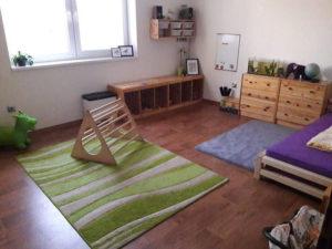Montessori pokoj