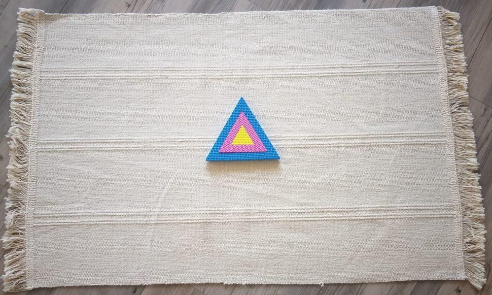 Vkládání trojúhelník