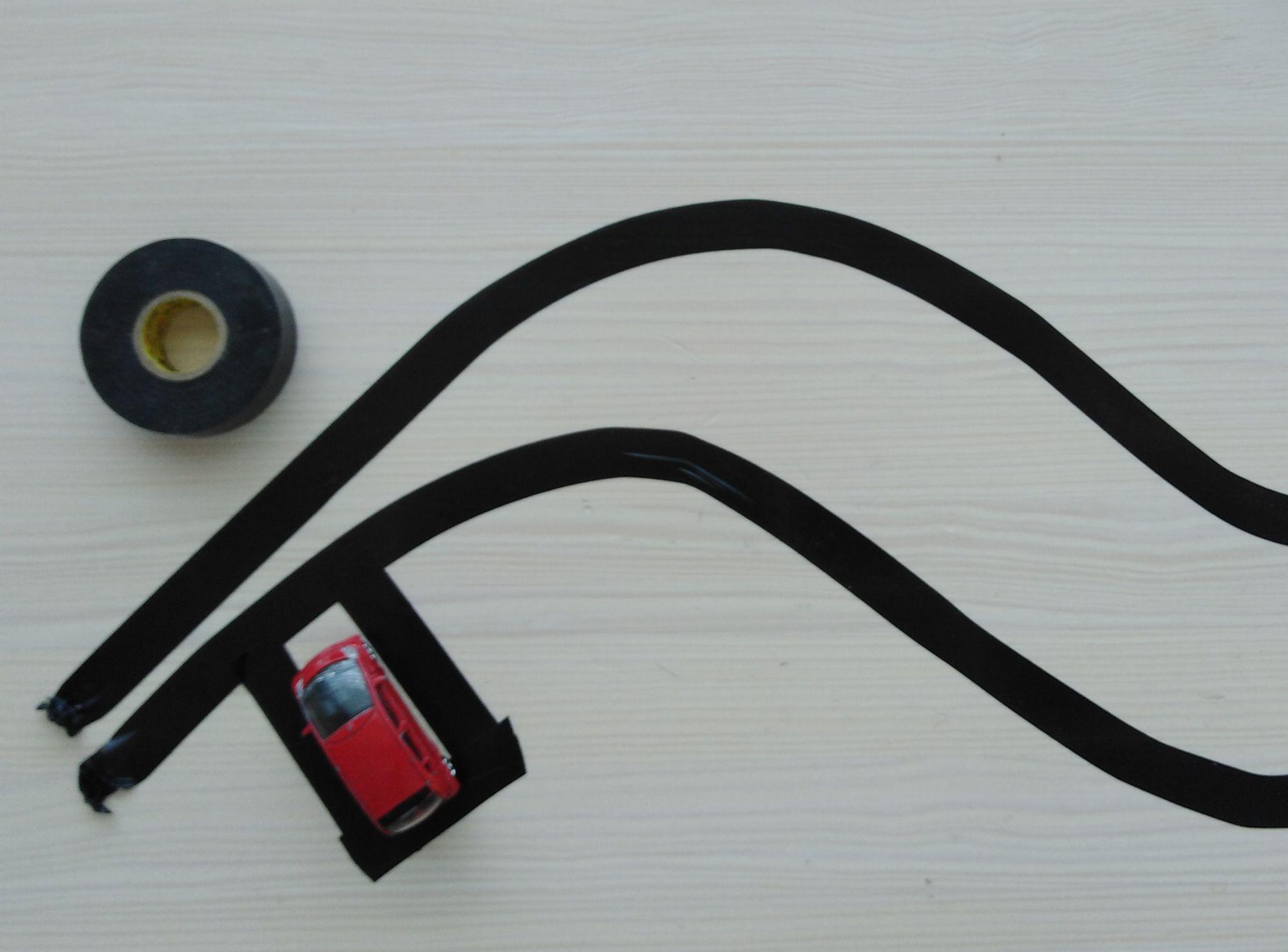 Elektrikářská páska acesta pro auto