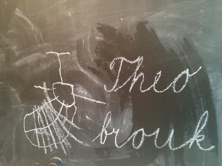 Theův brouk