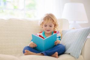 čtení - montessori předškolák