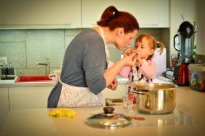jak spolu uvařit - montessori kuchyň